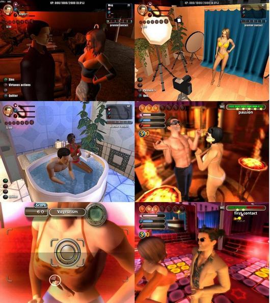 секс и порно эротические игры качать